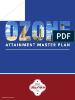 Ozone Attainment Master Plan