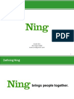Ning Brainstorming