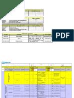 Matriz de Identificacion de Peligro y Evaluación de Riesgos