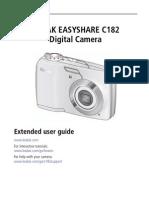 Kodak EASYSHARE C182 Extended Manual