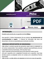 Instruction Manual - Shaver PBA02