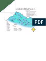 Hidrografia El Salvador