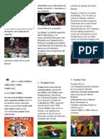 Quién Es Lionel Messi y Las 3 Caricaturas Antiguas y Famosas
