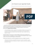 13-06-2019 VIDEO Decomiso de Chuecos Es Por Seguridad Claudia Pavlovich-Expreso