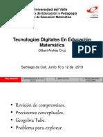 CLASE 10 y 12-06-2019