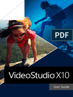 videostudio-x10 manual