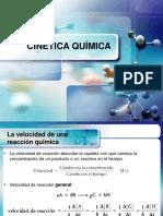 Clase de cinetica quimica