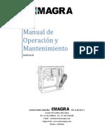 Manual de Operacion y Mantenimiento 1