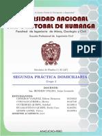 Segunda Practica Domiciliaria
