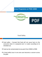 FSSC 22000 Awareness