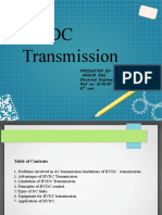 HVDC Transmission by Ankur das