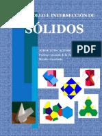 Desarrollo e Intersección de Sólidos
