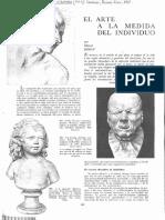 Brion, Marcel, Arte a La Medida Ind