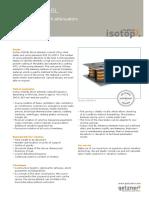Data Sheet Isotop DSD-BL En