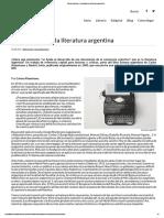 Eterna Cadencia - La Fundación de La Literatura Argentina