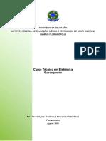 Ppc Tecnico Eletronica Subsequente 2014 3