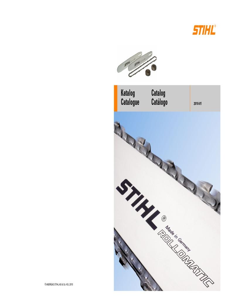 STIHL Guide 45 cm MS 251 ref 3005 008 4717