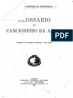123369326 Glossario Do Cancioneiro Da Ajuda Por Carolina Michaelis