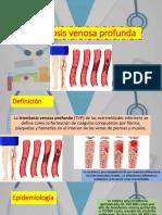 trombosis periférica