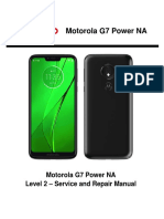 Motorola G7 Power NA Service and Repair Manual