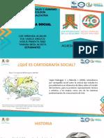 Cartografia Social Exposicion