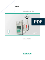 B.braun Infusomat FmS - User Manual