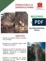 4 Nociones de Geologia