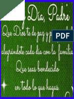 Dedicatorias Feliz Día Del Padre 2