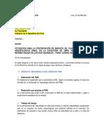 Modelo Cotizacion PMA