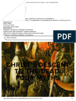 Christ's Descent to the Dead_ Four Myths — Center for Baptist Renewal