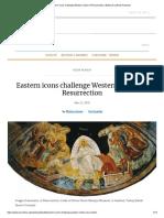 Eastern Icons Challenge Western Notion of Resurrection _ National Catholic Reporter