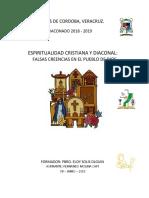 Tarea Falsas Creencias en El Pueblo de Dios-P.eloy