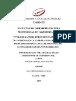 Informe Final de Taller 2