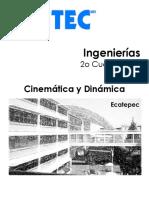 Practicario - Cinemática y Dinámica - Propuesta Ecatepec (2019-2) (1)