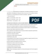 07- Especificaciones Tecnicas Mobiliario y Equipamiento
