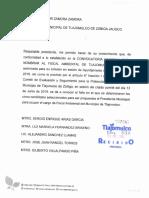 Fallo de la convocatoria nacional para nombrar al Fiscal Ambiental de Tlajomulco