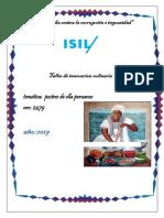 Postres Peruanos de Olla Terminado