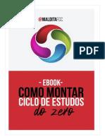 Maldita Fcc - Como Montar Um Ciclo e Estudos ( Do Zero )-Converted