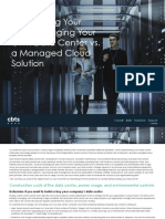 180983 CBTS ROI of Data Center vs. Managed Cloud Services eBook