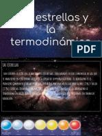 Estrellas y La Termodinamica