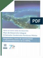 Plan de Desarrollo Integral El Salvador-Guatema-Honduras-México