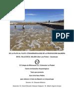 De_la_plata_al_plato_etnoarqueologia_de La Produccion Salinera Ne Le Valle Del Salado, Slp. Ezra Haro