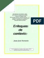 Ferraros, J.J.- Enfoques de Contexto (1)