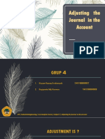 PPT Adjusting the Journal in the Account in English.pptx