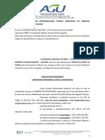 agravo de instrumento - reintegração de posse - jaguari  - 0000035-46.1992.403.6005.docx