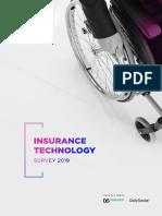 DailySocial Insurance Technology Survey 2019