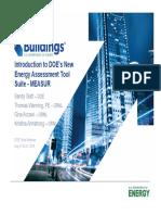 Introduction to DOE's New Energy Assessment Tool Suite MEASUR - Slides.pdf