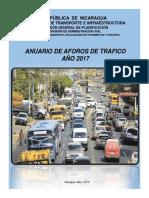 Anuario de Aforos de Tráfico 2017