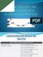 Configuraciones Basicas Routers