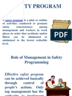 Lec 3 Safety Program